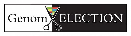 GenomELECTION Logo